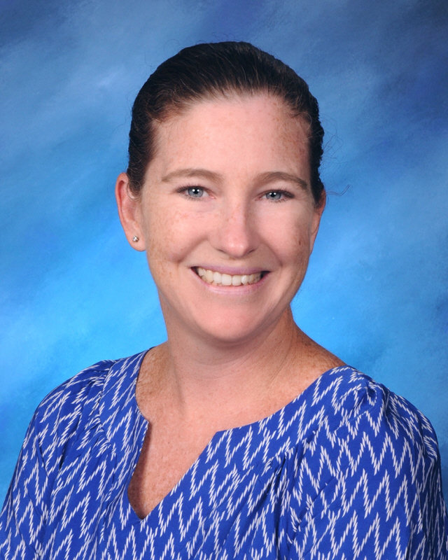 Interim Middle School Head Jennifer Nicholas