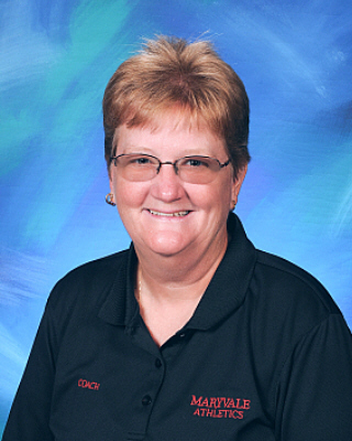Maryvale Athletic Director Terri Moeser