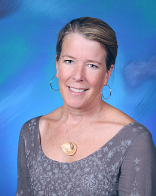 Fine Arts Department Chair Kim Kozak