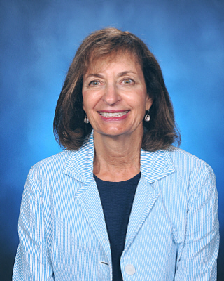 Director of Alumnae and Parent Relations Cathy Vitrano Kellermann '73