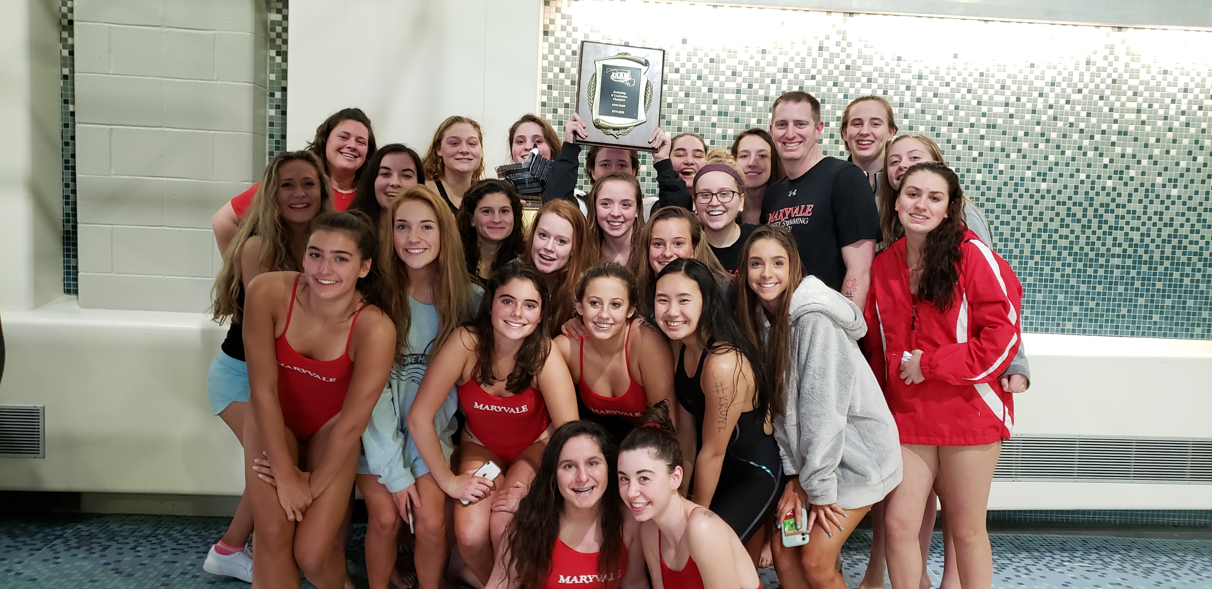 Maryvale Swimming wins IAAM B Conference Championship title