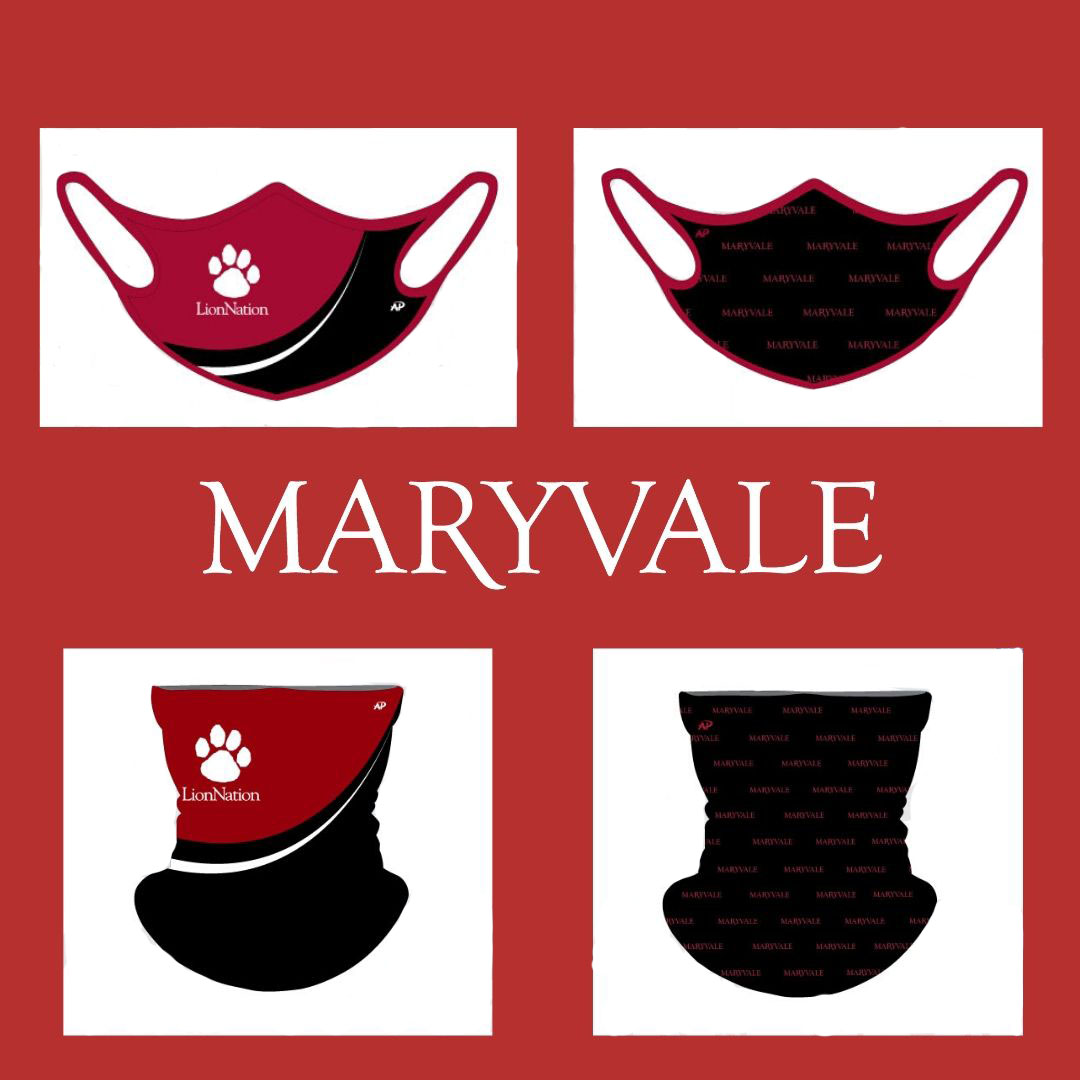 Purchase Maryvale Face Masks and Neck Gaiters