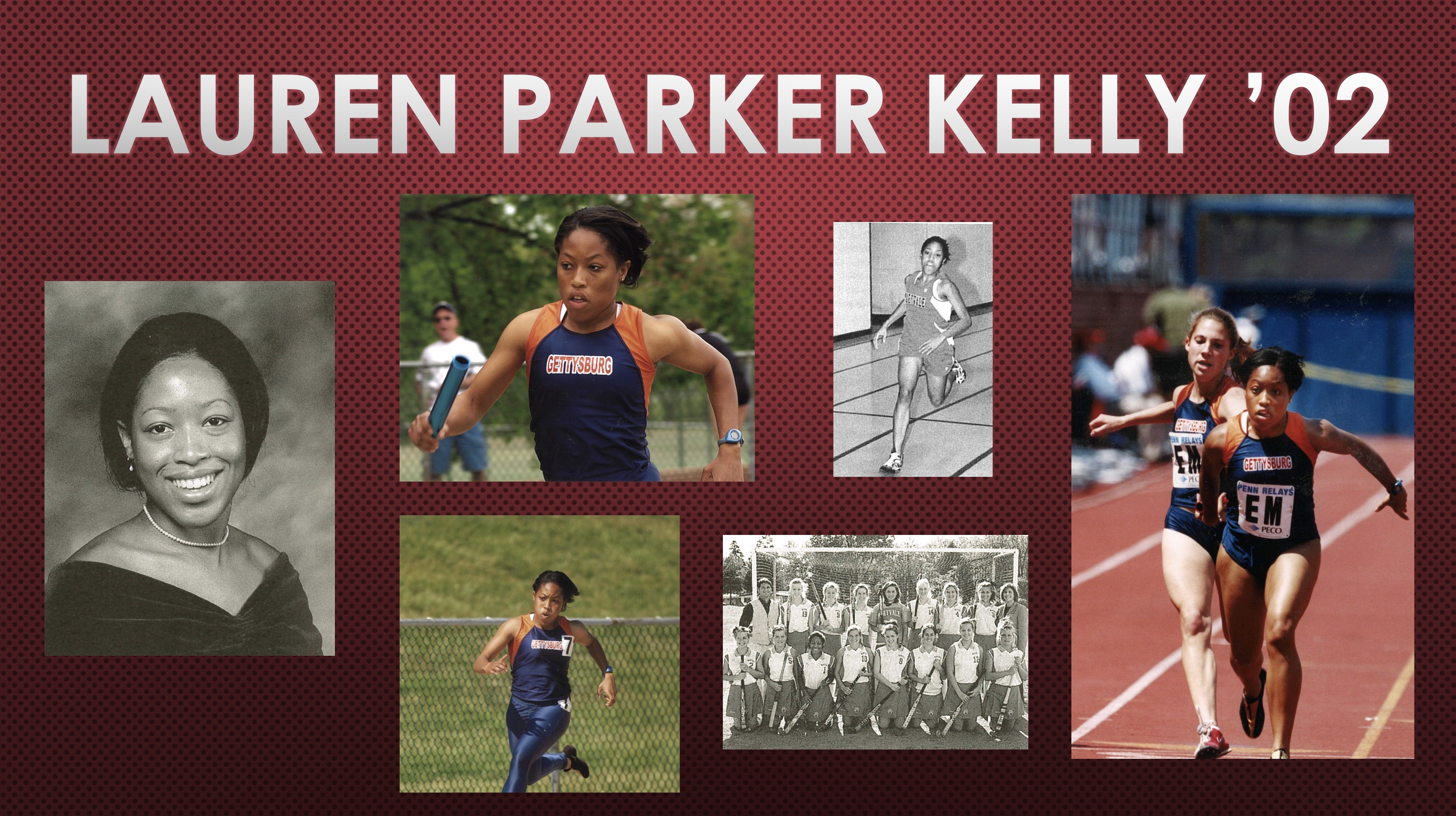 2018 Athletic Hall of Fame Inductee: Lauren Parker Kelly '02