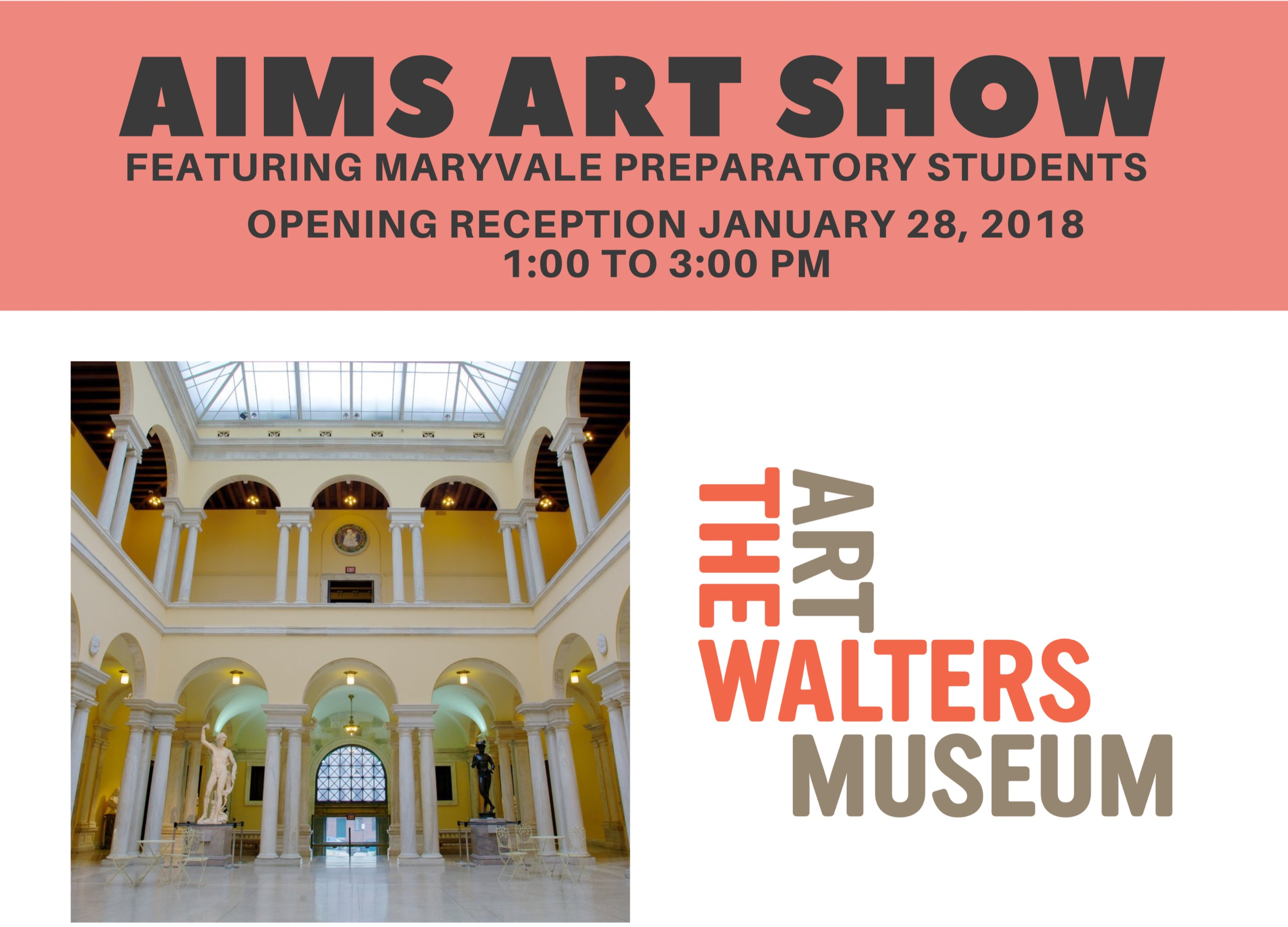 Maryvale Visual Arts students' work showcased at AIMS Art Show