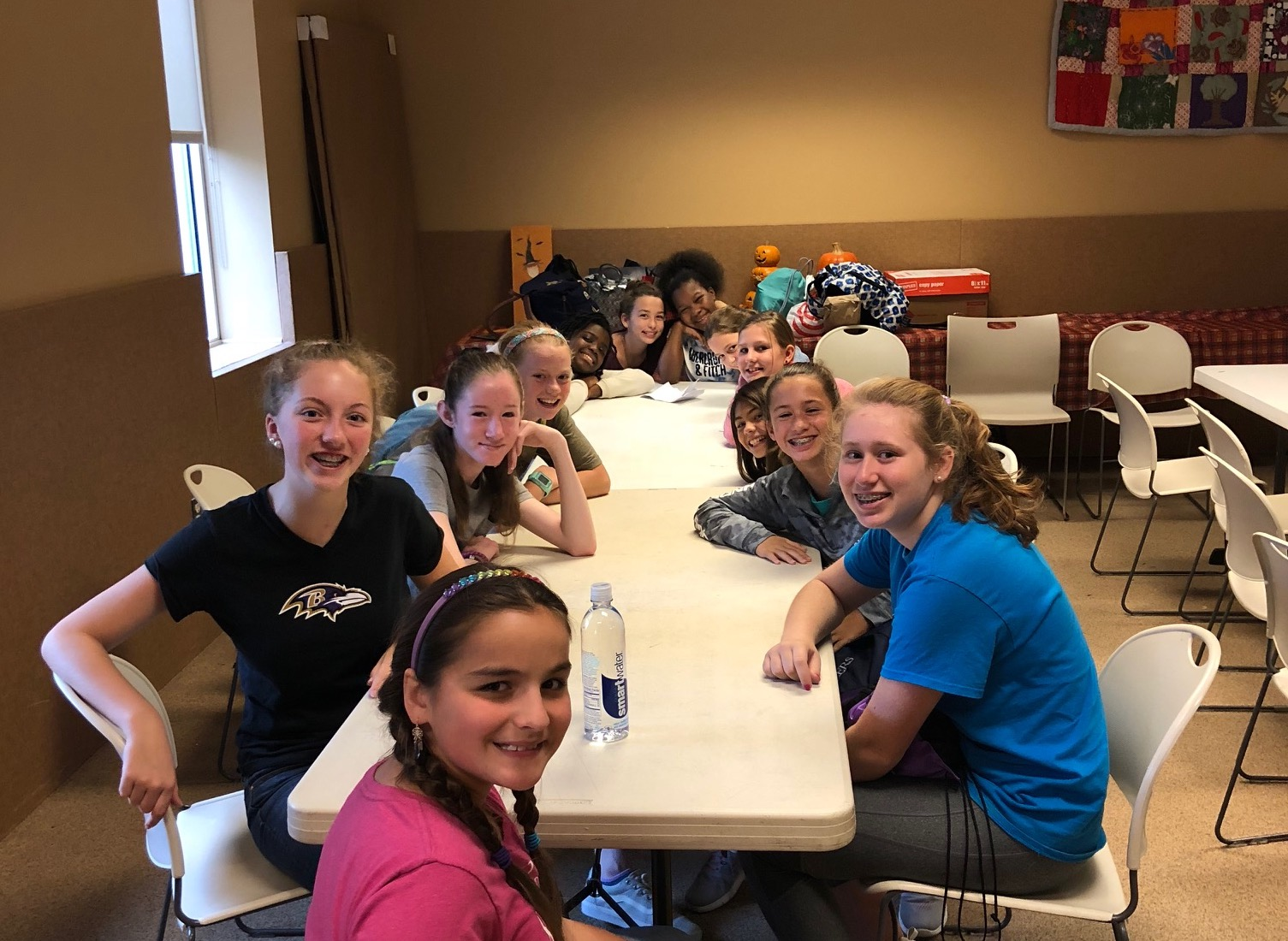 Maryvale Class of 2024 connects during service retreat