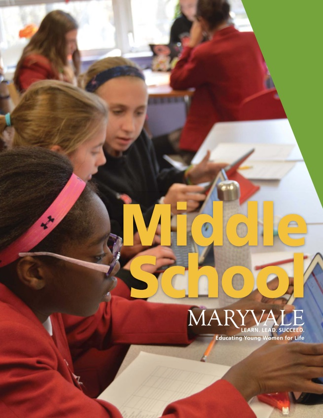 Maryvale Middle School Brochure