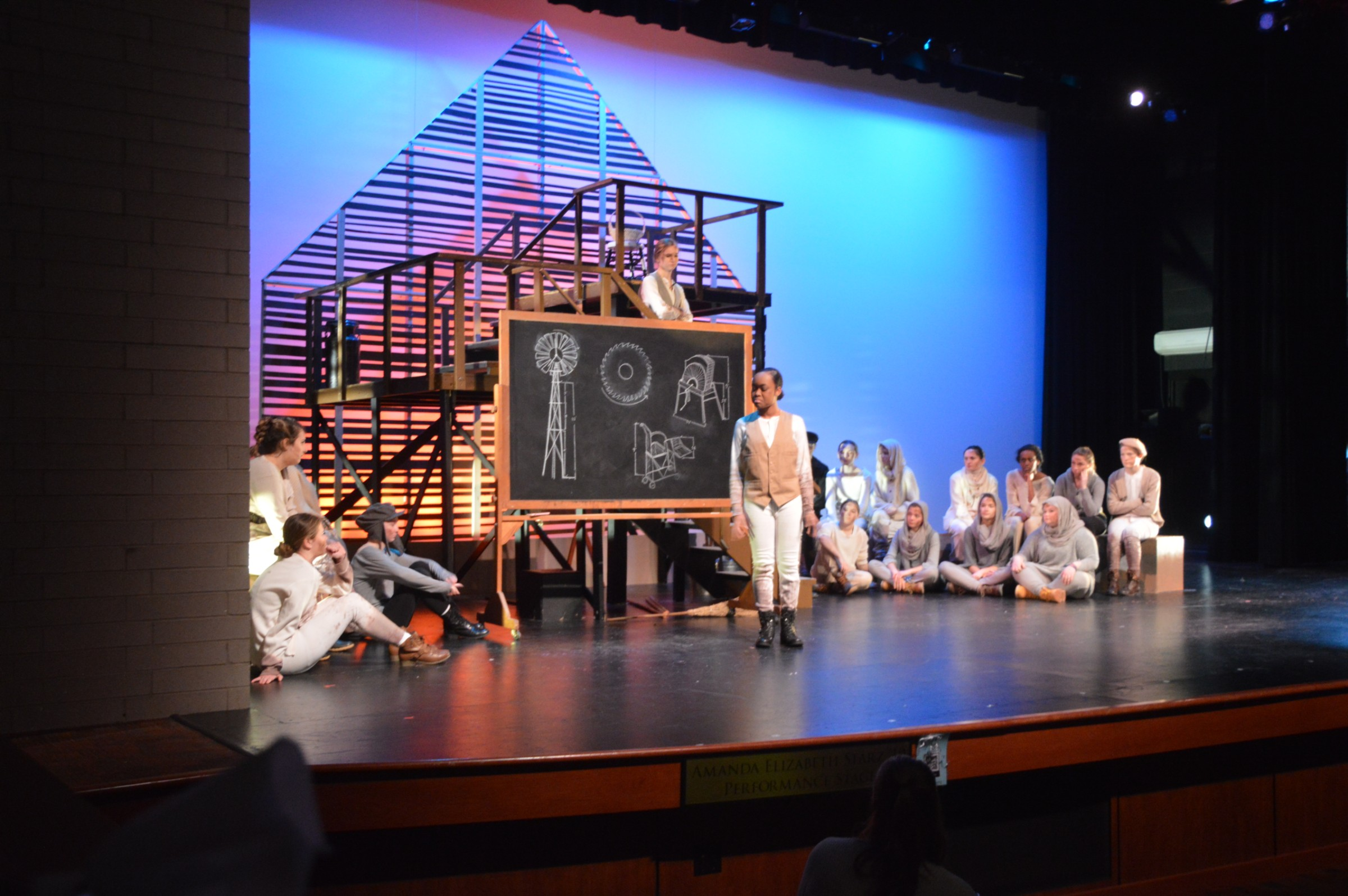 Maryvale Theater presents: 'Animal Farm'