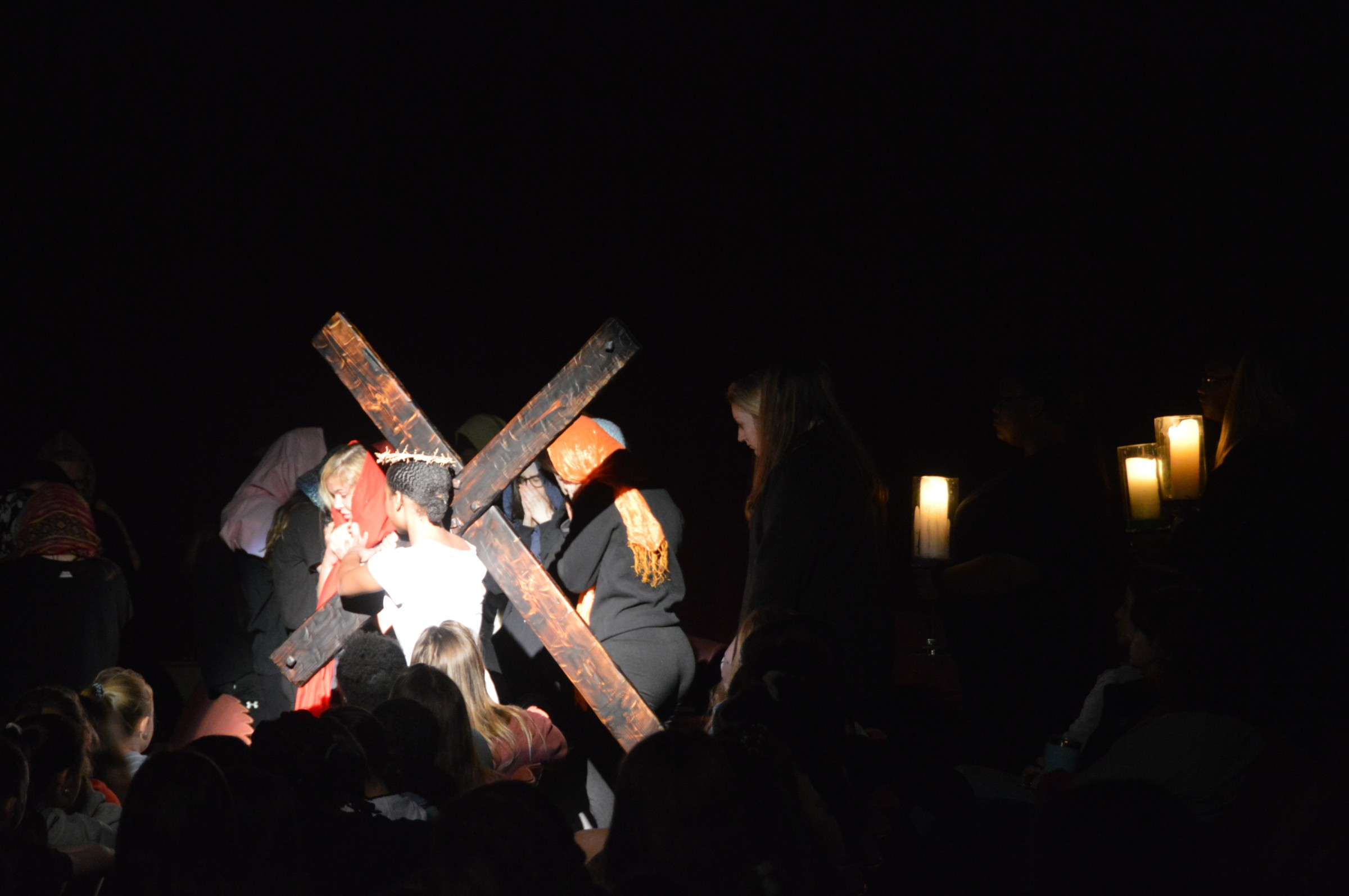 Maryvale reflects on Easter through the Passion of Jesus Christ