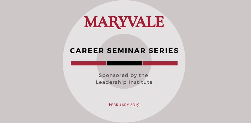 Registration open for Career Seminar Series