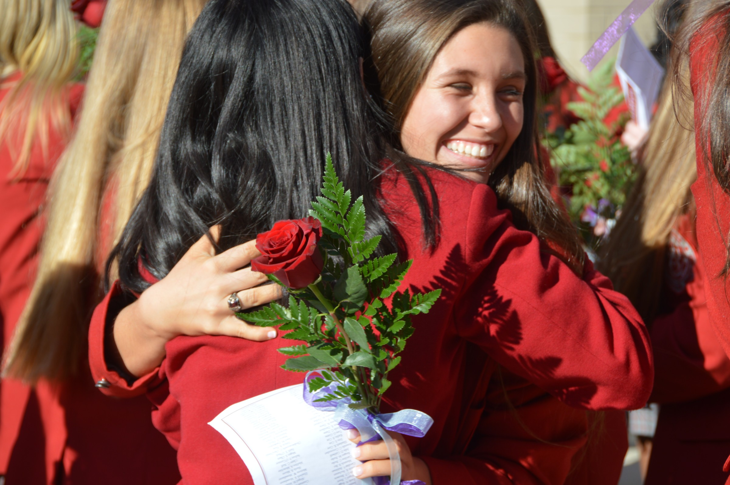 Ring Day: Class of 2020 receives treasured school rings