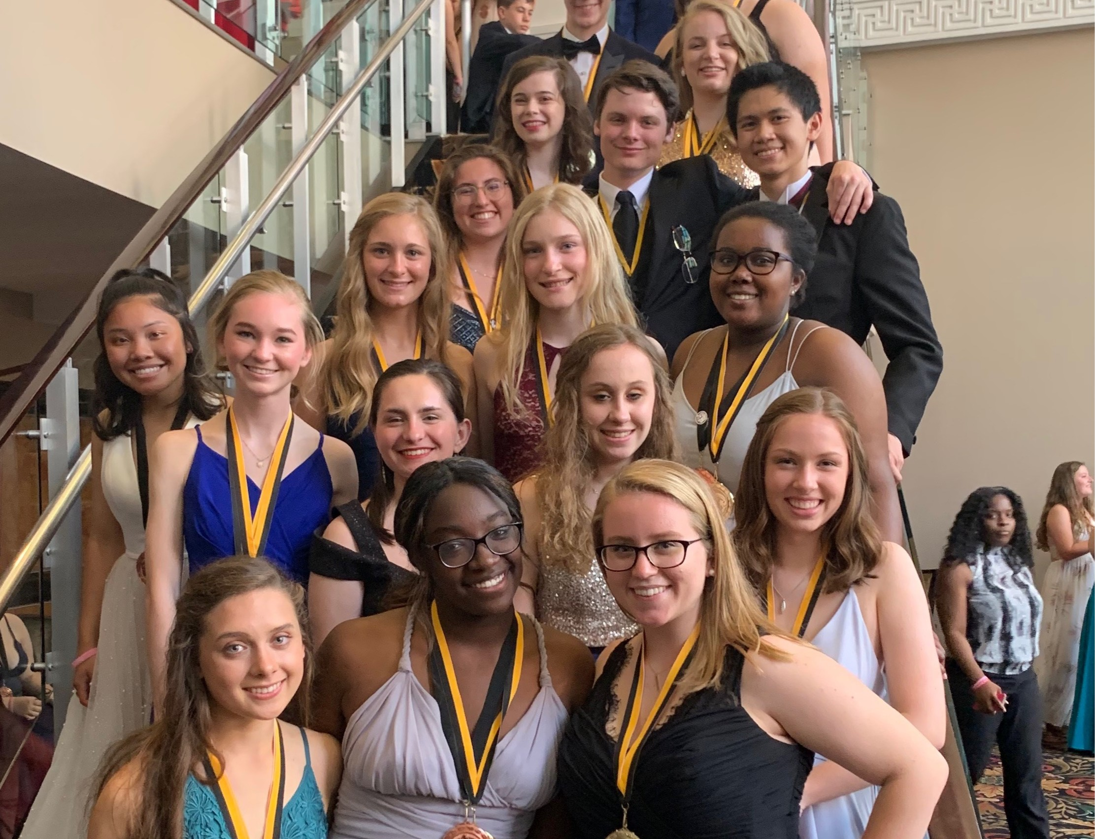 Maryvale Performing Arts students acclaimed by the Cappies