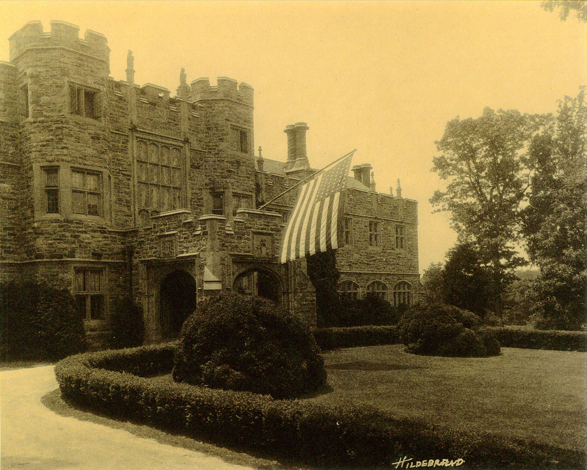 1920s Maryvale Castle