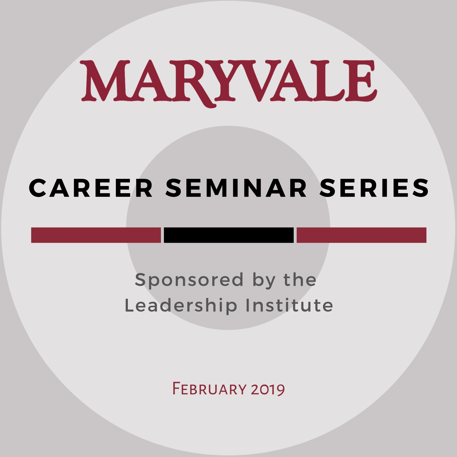 Leadership Institute Career Seminar Series