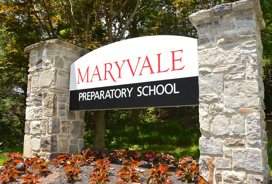 Maryvale Sign