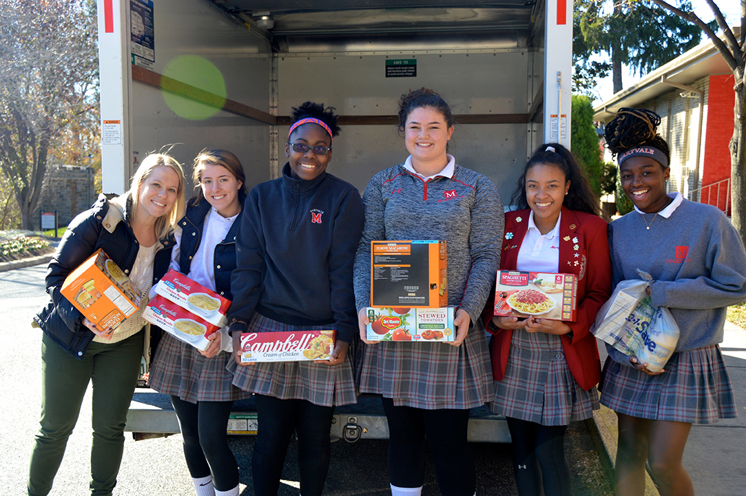 Maryvale Thanksgiving Food Drive