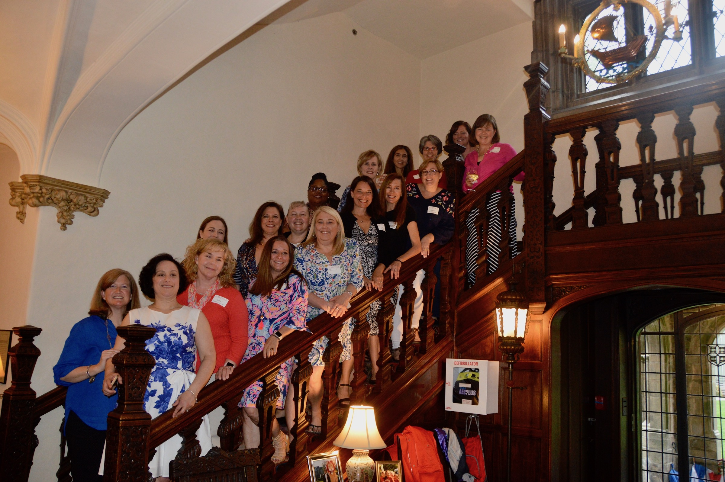Welcome Back, Maryvale Alumnae